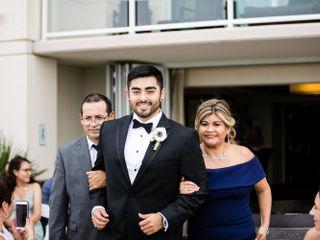 Juan and Ingrid's Wedding in Virginia Beach, Virginia 3