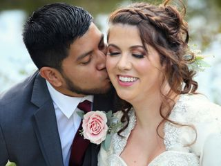 The wedding of Chelsea and Jose 2