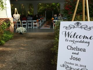 Jose and Chelsea's Wedding in Clifton, District of Columbia 5