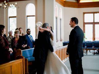 Michael and Megan's Wedding in Beaver Creek, Colorado 3