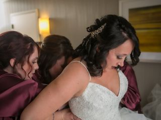 The wedding of Shannon and Joe 2