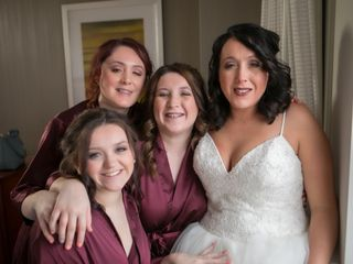 The wedding of Shannon and Joe 3