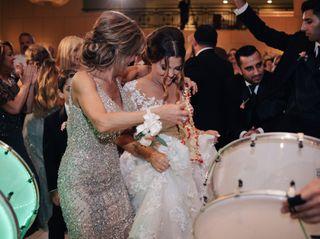 The wedding of Nick and Rachel 1