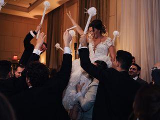 The wedding of Nick and Rachel 2