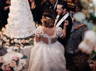 The wedding of Nick and Rachel 3
