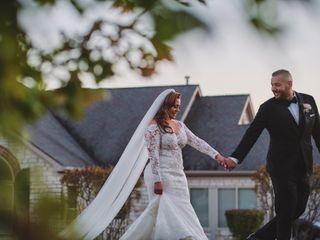 The wedding of Alejandra and Eddie