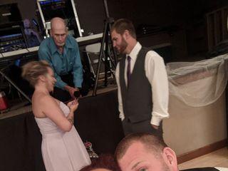 The wedding of Tina and Jason 1