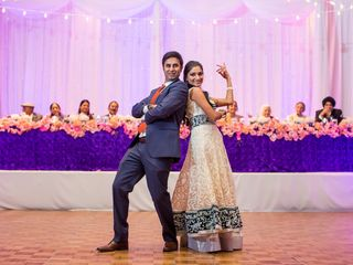 The wedding of Manvir and Aanchal 2