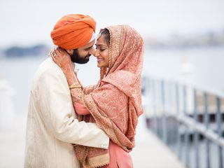 Aanchal and Manvir's Wedding in Horseshoe Bay, Texas 15