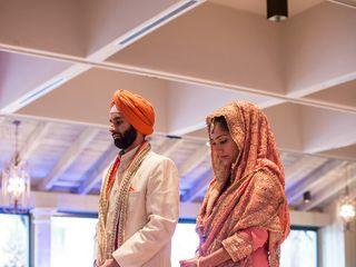 Aanchal and Manvir's Wedding in Horseshoe Bay, Texas 17
