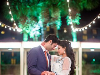 Aanchal and Manvir's Wedding in Horseshoe Bay, Texas 21