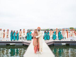 Aanchal and Manvir's Wedding in Horseshoe Bay, Texas 14