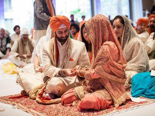 Aanchal and Manvir's Wedding in Horseshoe Bay, Texas 18