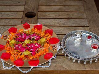 Aanchal and Manvir's Wedding in Horseshoe Bay, Texas 6