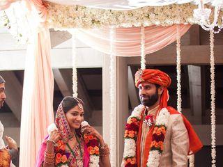 Aanchal and Manvir's Wedding in Horseshoe Bay, Texas 7