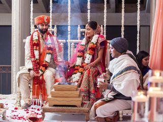 Aanchal and Manvir's Wedding in Horseshoe Bay, Texas 8