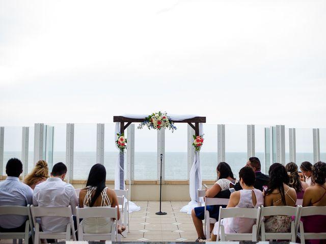 Juan and Ingrid's Wedding in Virginia Beach, Virginia 1