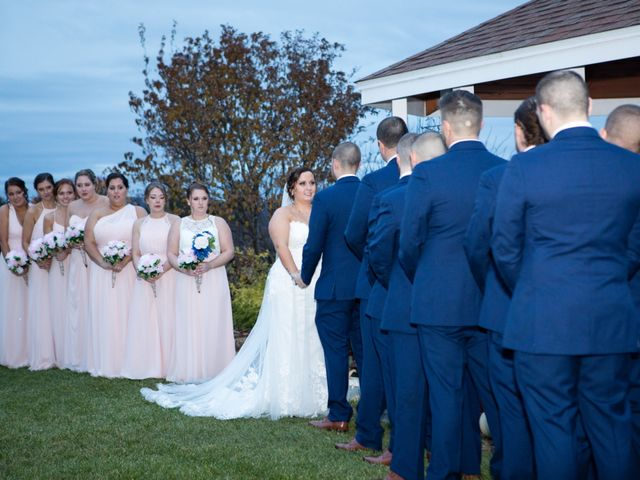Kasey and Jamie's Wedding in Chichester, New Hampshire 11