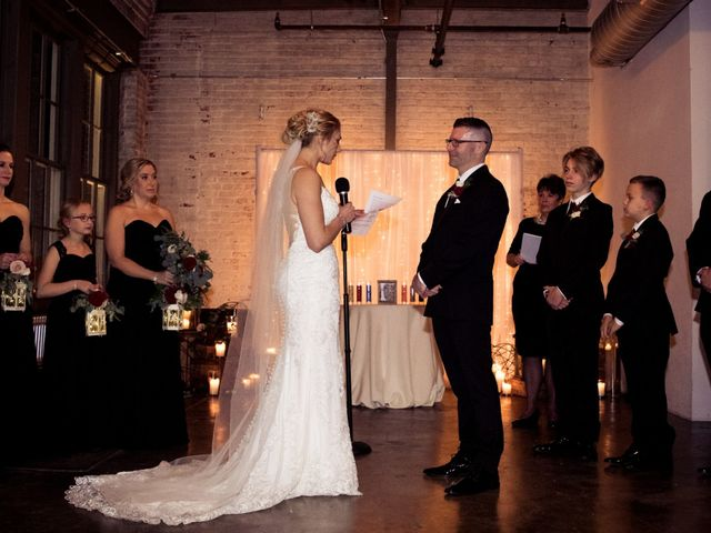 Brian and Tracy's Wedding in York, Pennsylvania 18