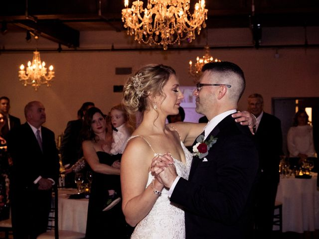 Brian and Tracy's Wedding in York, Pennsylvania 45