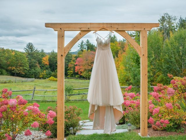 Kris and Victoria's Wedding in Tamworth, New Hampshire 2