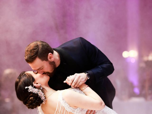 The wedding of Neda and Rudy