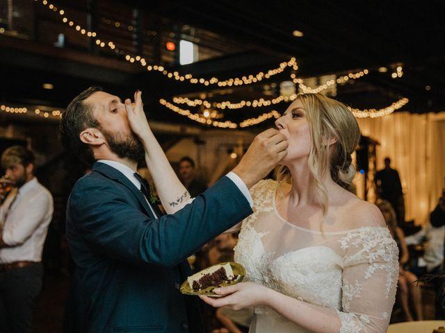 Paul and Jen's Wedding in Wilmington, North Carolina 10