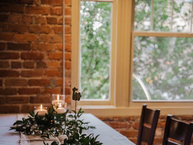 Paul and Jen's Wedding in Wilmington, North Carolina 13