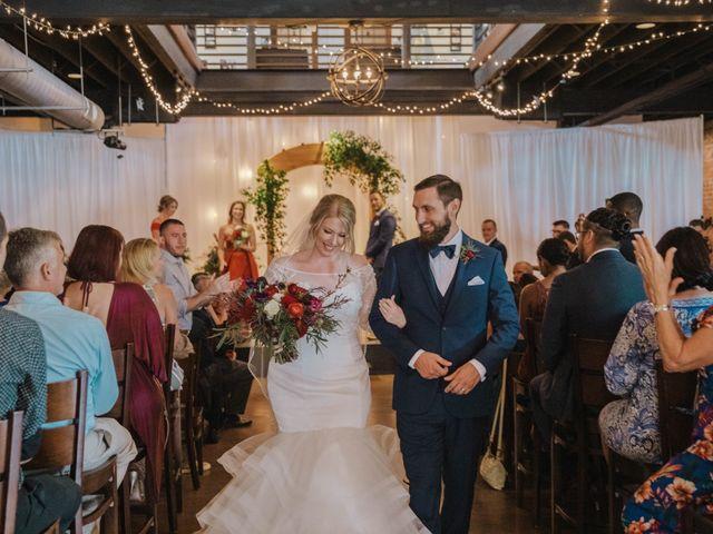 Paul and Jen's Wedding in Wilmington, North Carolina 26