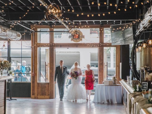 Paul and Jen's Wedding in Wilmington, North Carolina 36