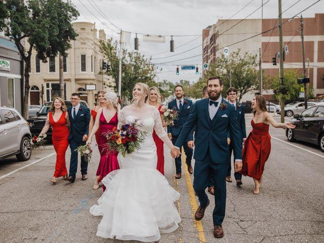 Paul and Jen's Wedding in Wilmington, North Carolina 42