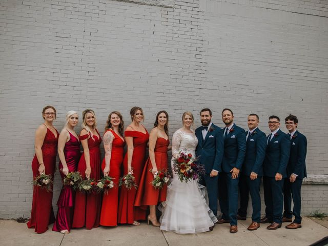 Paul and Jen's Wedding in Wilmington, North Carolina 43