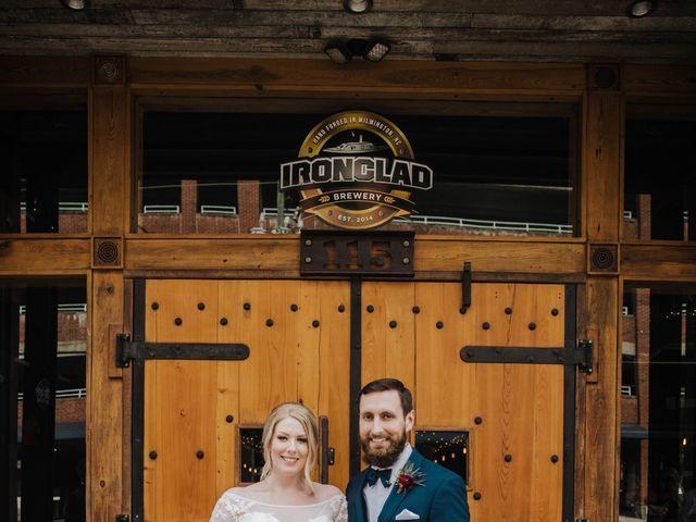 Paul and Jen's Wedding in Wilmington, North Carolina 47