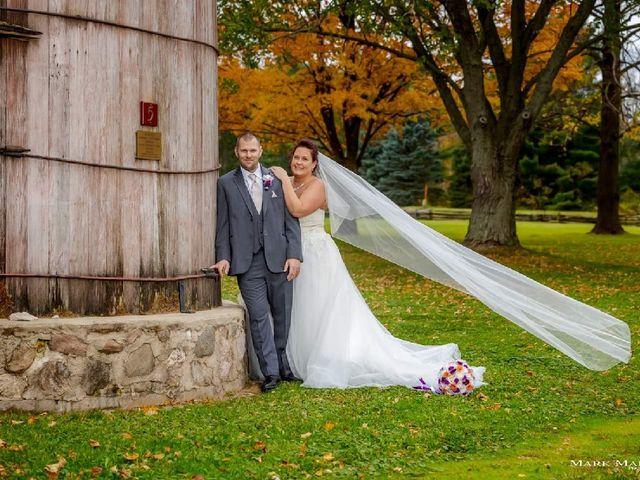 The wedding of Tina and Jason