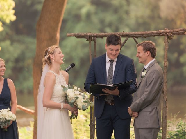 Shelby and Drew's Wedding in Milwaukee, Wisconsin 11