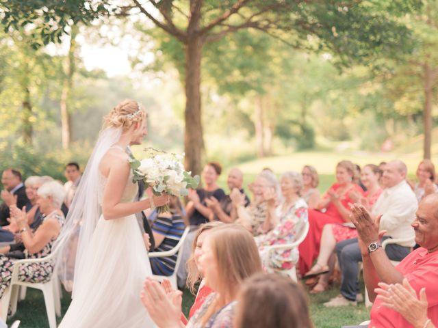 Shelby and Drew's Wedding in Milwaukee, Wisconsin 13