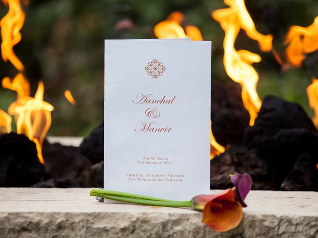 Aanchal and Manvir's Wedding in Horseshoe Bay, Texas 1