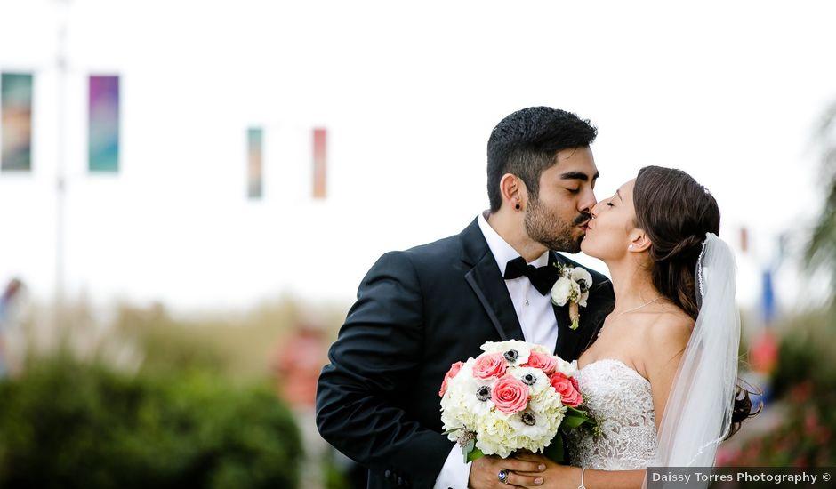 Juan and Ingrid's Wedding in Virginia Beach, Virginia