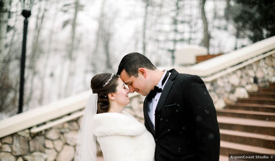 Michael and Megan's Wedding in Beaver Creek, Colorado