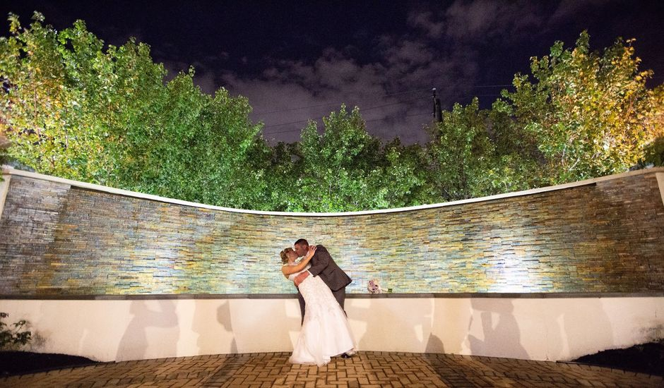 Gus and Nichole 's Wedding in Fairview, New Jersey