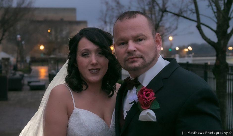 Joe and Shannon's Wedding in Hamilton, Ohio
