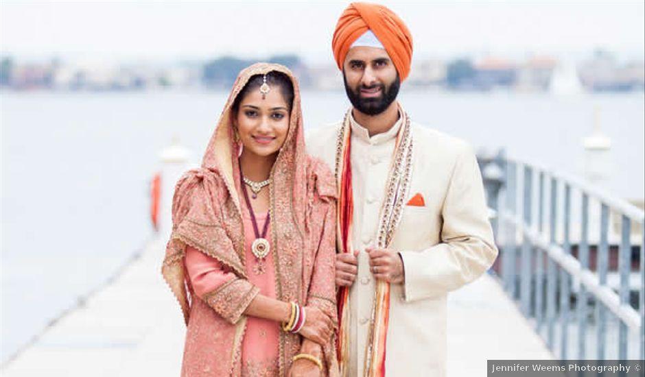 Aanchal and Manvir's Wedding in Horseshoe Bay, Texas