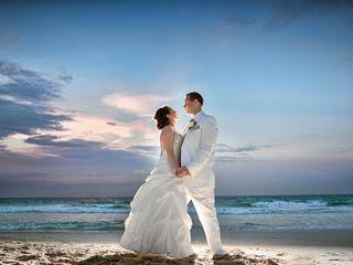 The wedding of Jackie and Johsua 2