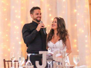 The wedding of Sarah and Jack 1
