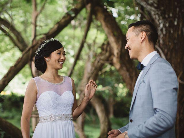 Teresa and Richard's Wedding in Kaneohe, Hawaii 9