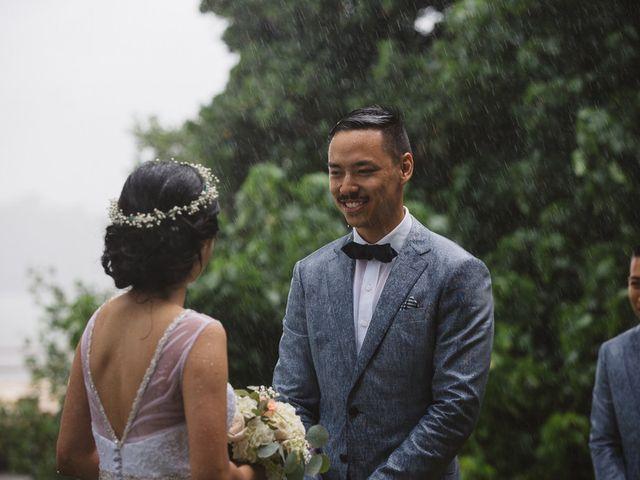 Teresa and Richard's Wedding in Kaneohe, Hawaii 14