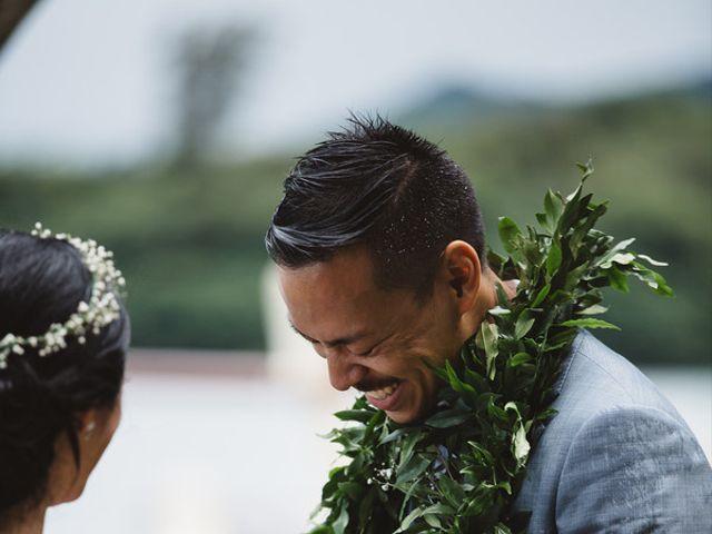 Teresa and Richard's Wedding in Kaneohe, Hawaii 16