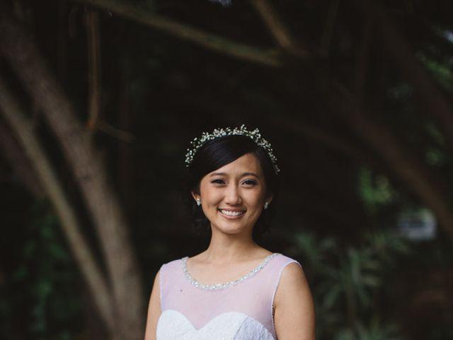 Teresa and Richard's Wedding in Kaneohe, Hawaii 3