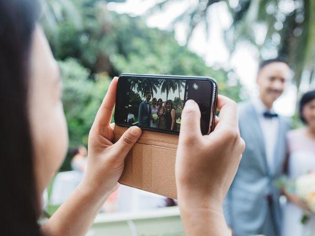 Teresa and Richard's Wedding in Kaneohe, Hawaii 21