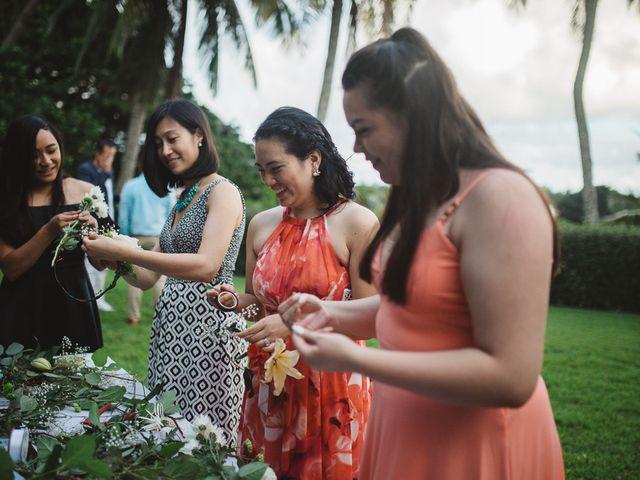 Teresa and Richard's Wedding in Kaneohe, Hawaii 20